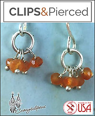 Kids - Pierced & Clip Earrings: Little Gems