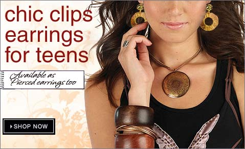 teens clip earrings London Escort | Mature Escorts