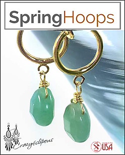 Hoop Ons: 2 In 1 - Clip Hoop Earrings