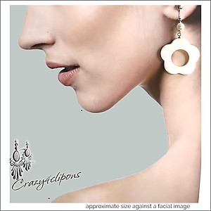 Summer Bloom Earrings| Pierced & Clip Ons