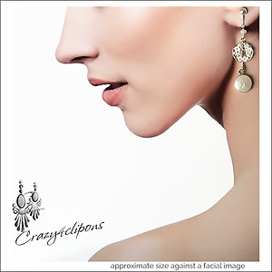 Pearl Earrings for Weddings & Brides | Your choice: Pierced or Clips