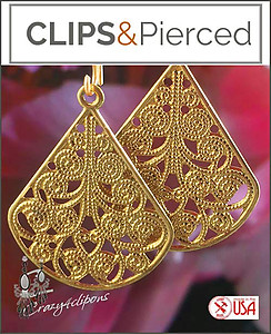 Pierced & Clip Earrings: Perfect for Teens