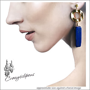 Stone Cold Gorgeous!  Earrings