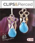 Petite & Ethnic Earrings | Your choice:  Pierced or Clip on