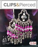 Casual_Chandelier_Earrings| Pierced & Clip Ons